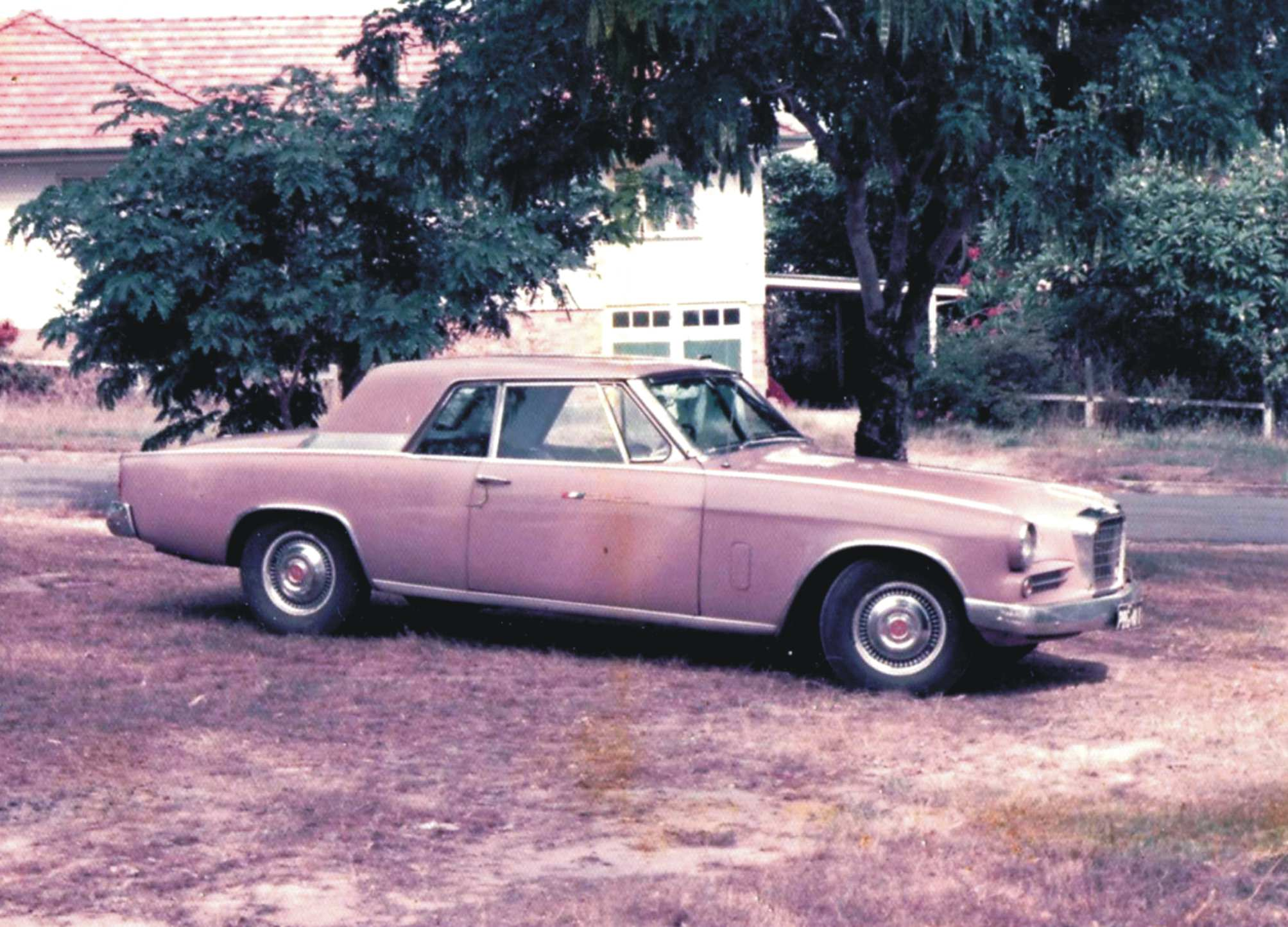 Studebaker 63 GranTurismo Michaels early 80s.JPG