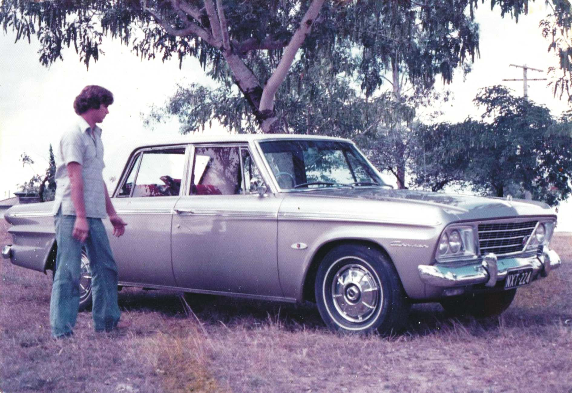 Studebaker 65 Daytona Michaels late 70s.JPG
