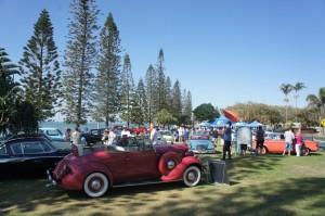 Queensland Concours September, 2013