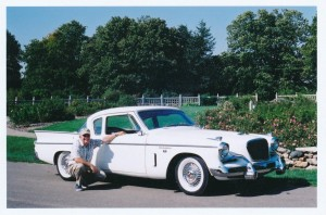1957 Silver Hawk