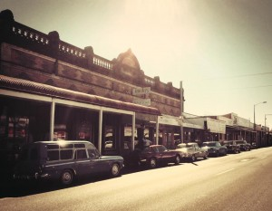 Studebakers in Laidley